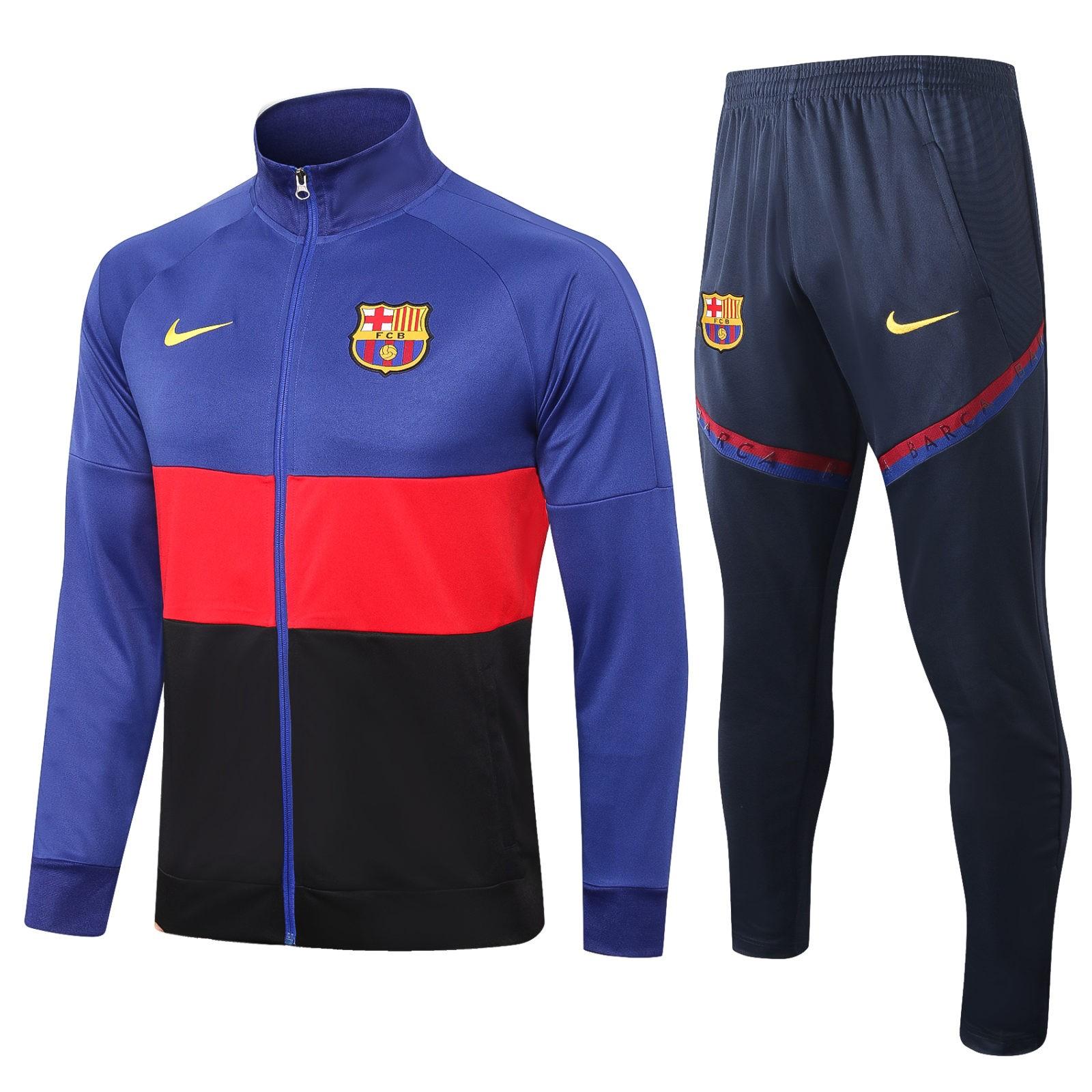 Спортивный костюм Барселоны сезон 2020-2021 арт.33005