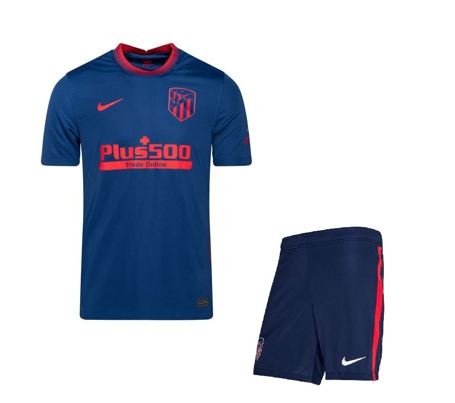 Выездная форма Атлетико Мадрид сезон 2020-2021