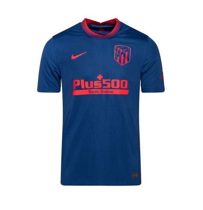 Выездная футболка Атлетико Мадрид сезон 2020-2021