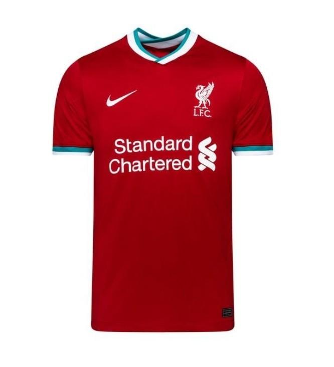 Домашняя футболка Ливерпуля сезон 2020-2021