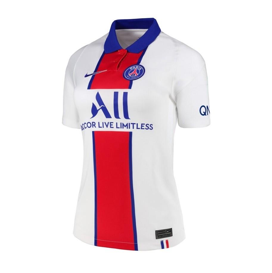 Женская выездная футболка ПСЖ сезон 2020-2021