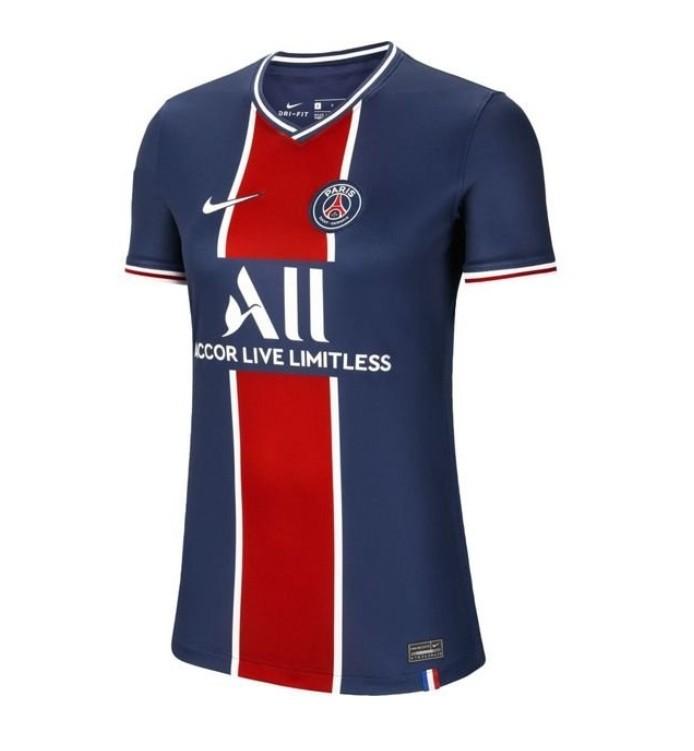 Женская домашняя футболка ПСЖ сезон 2020-2021