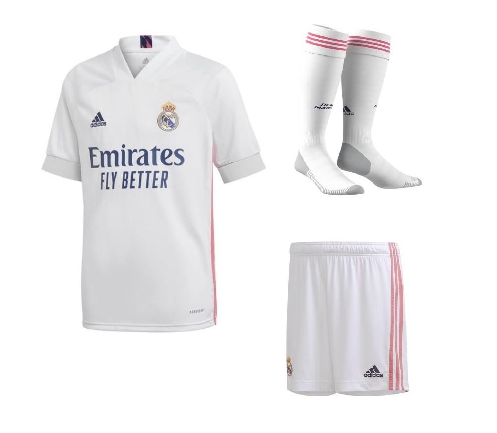 Домашний комплект Реал Мадрид сезон 2020-2021