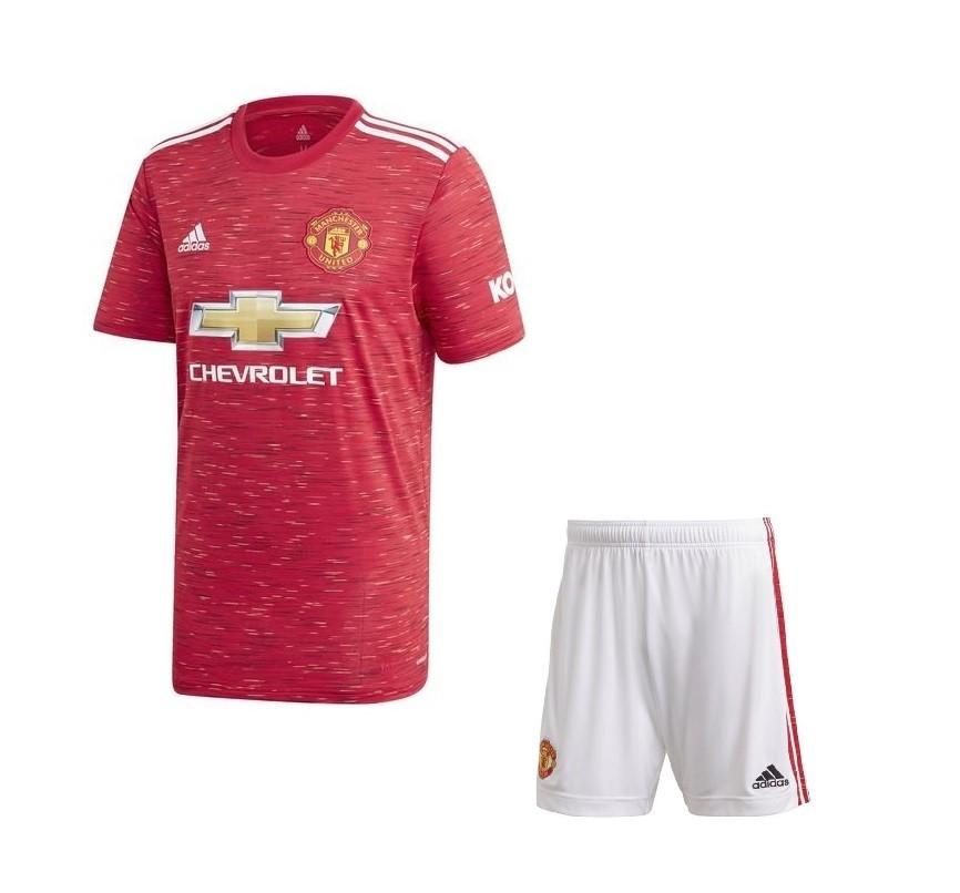 Домашняя форма Манчестер Юнайтед сезон 2020-2021