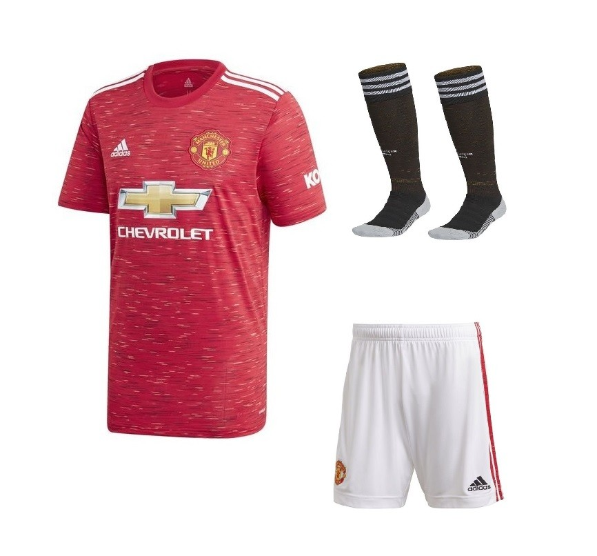 Домашний комплект Манчестер Юнайтед сезон 2020-2021