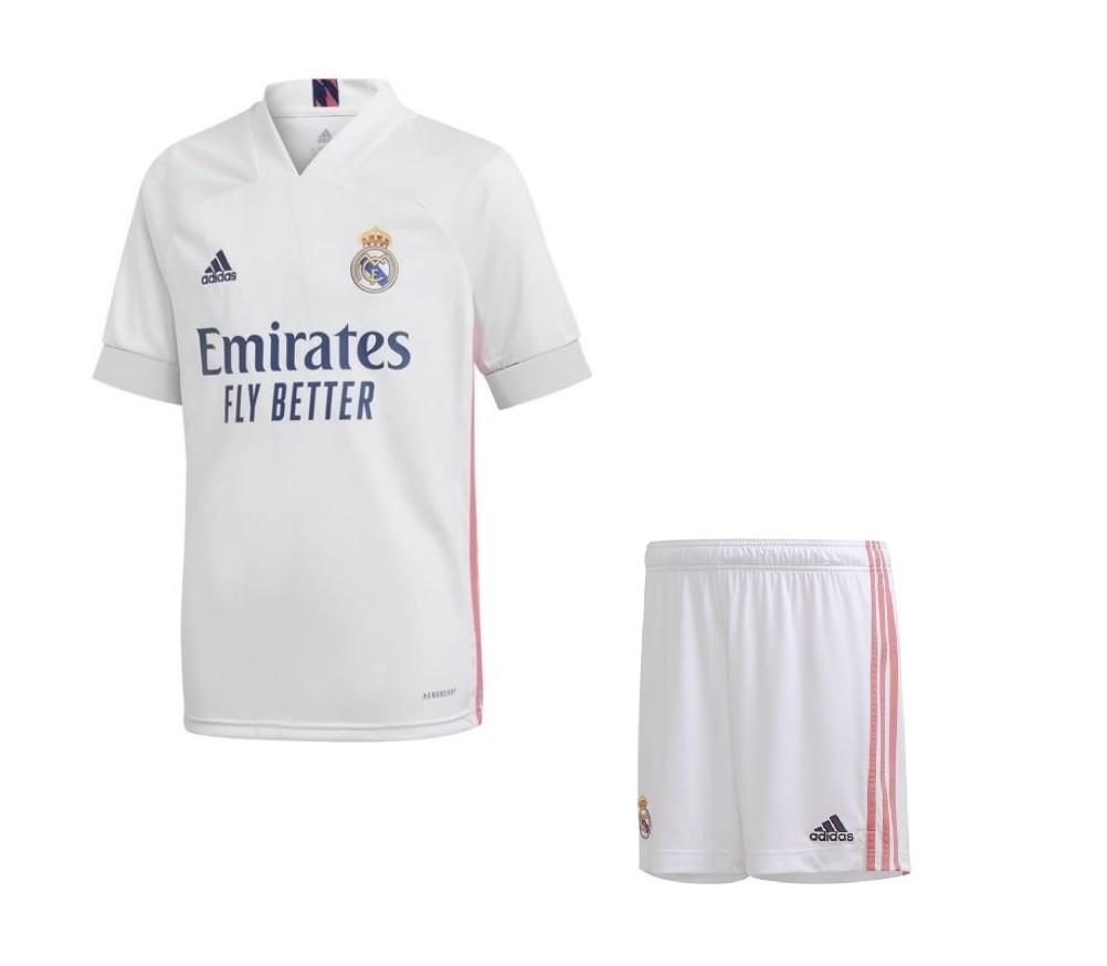 Домашняя форма Реал Мадрид сезон 2020-2021