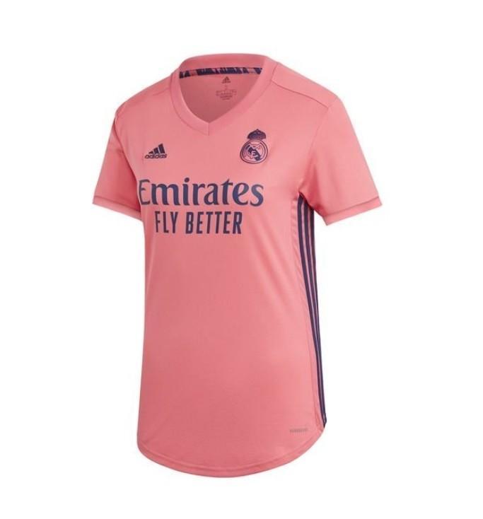 Женская выездная футболка Реал Мадрид сезон 2020-2021