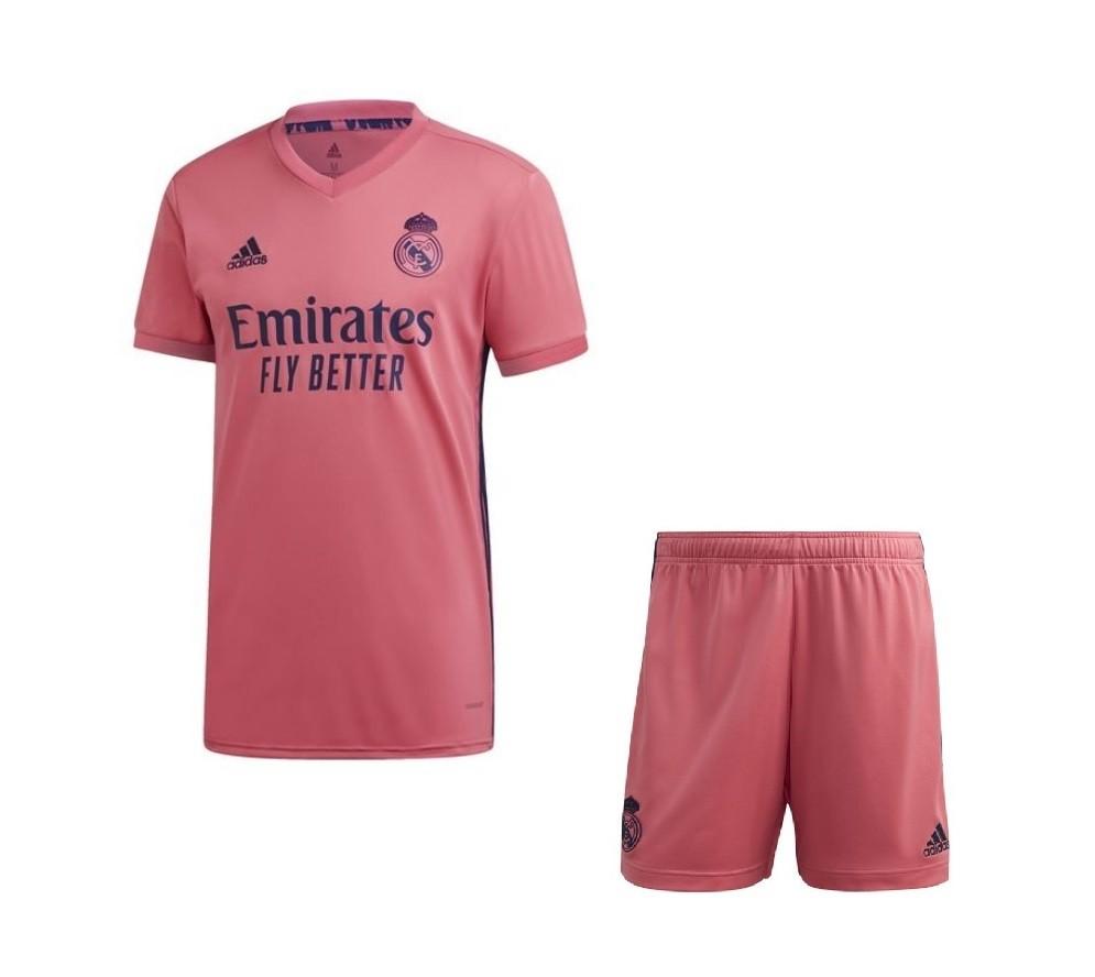 Выездная форма Реал Мадрид сезон 2020-2021