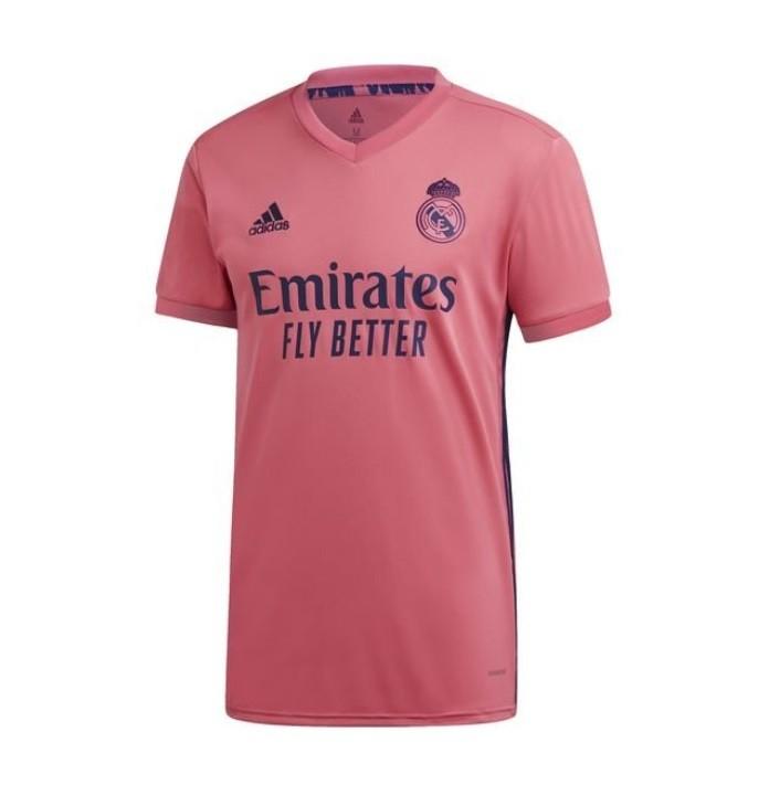 Выездная футболка Реал Мадрид сезон 2020-2021