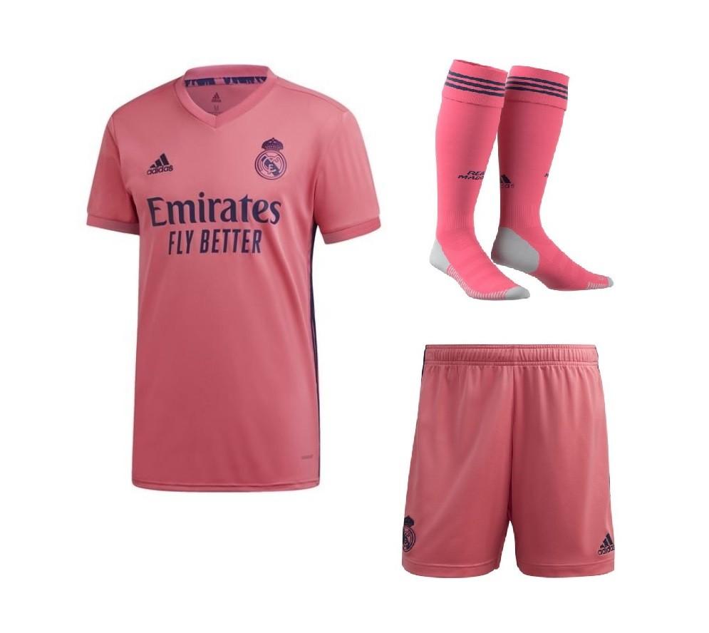 Выездной комплект Реал Мадрид сезон 2020-2021
