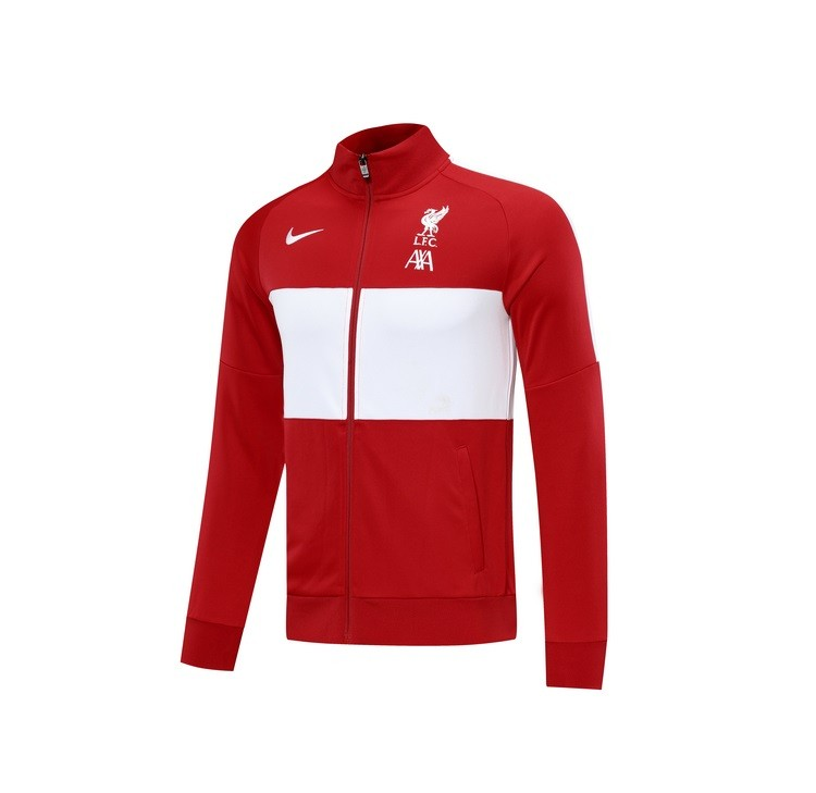 Олимпийка Ливерпуля сезон 2020-2021 (Красная)
