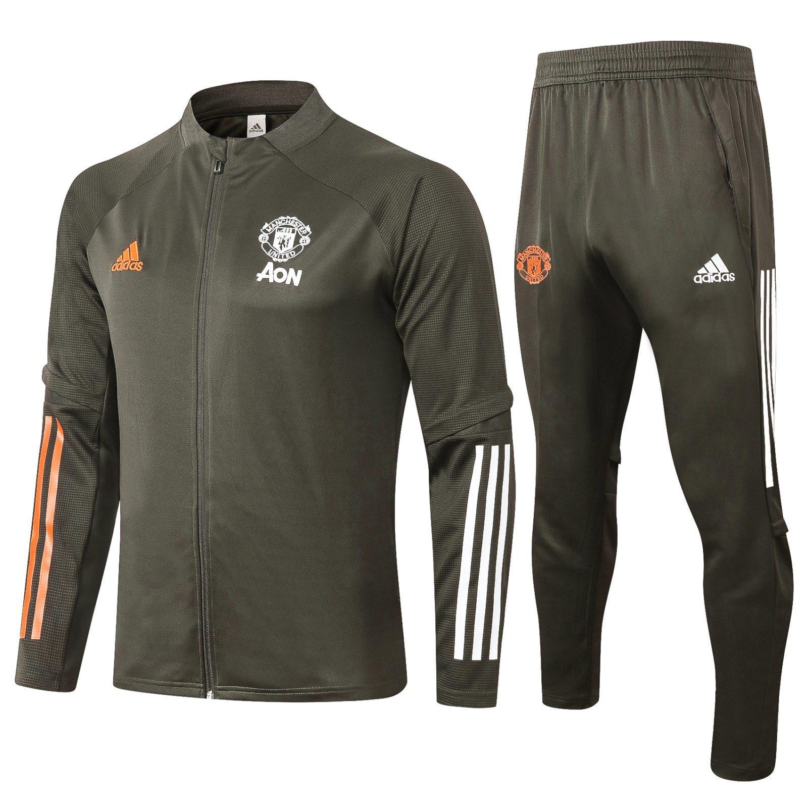 Спортивный костюм Манчестер Юнайтед сезон 2020-2021 арт.13002