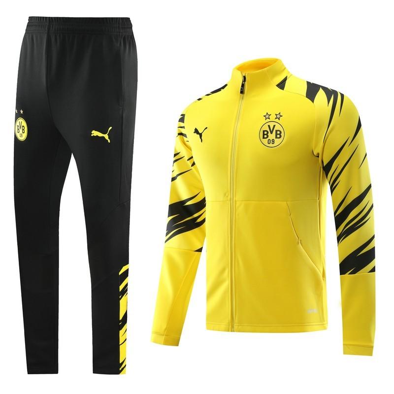 Спортивный костюм Боруссия Дортмунд сезон 2020-2021 арт. 44000