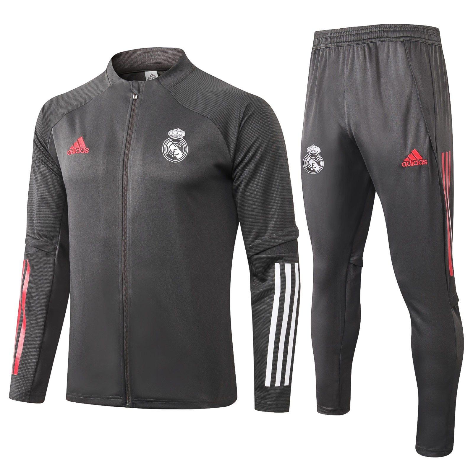 Спортивный костюм Реал Мадрид сезон 2020-2021 арт. 22004