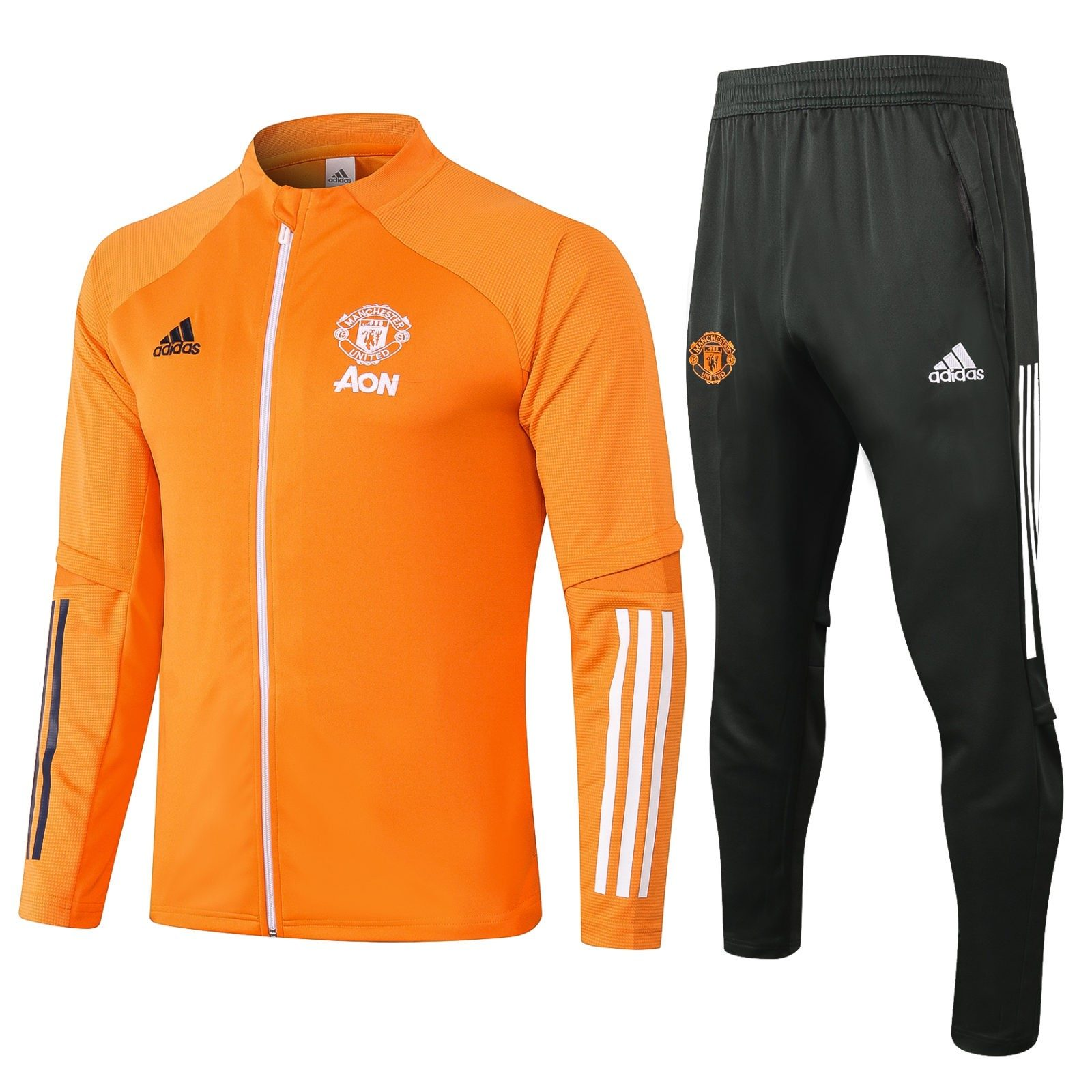 Спортивный костюм Манчестер Юнайтед сезон 2020-2021 арт.13001