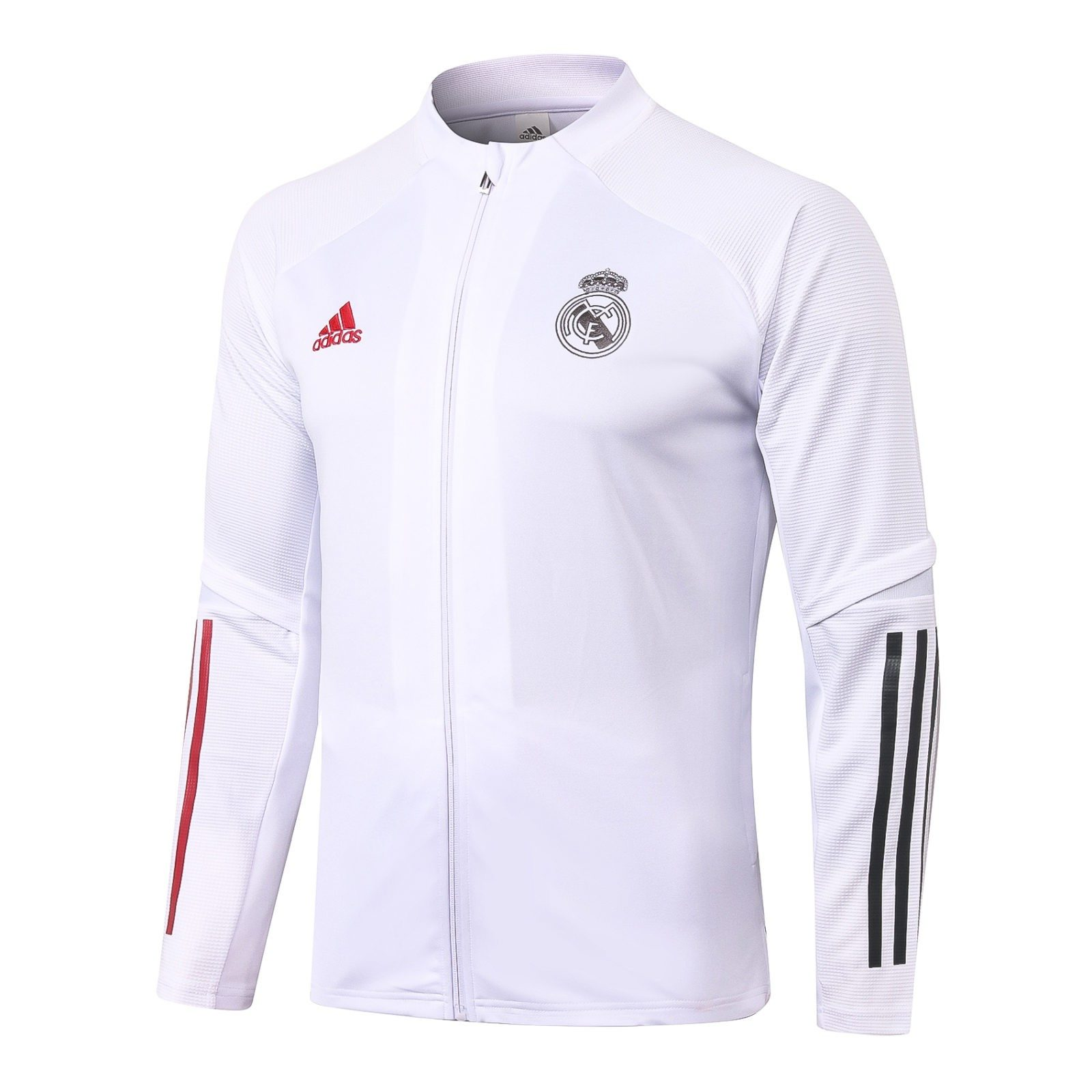 Олимпийка Реал Мадрид сезон 2020-2021 (Белая 2)