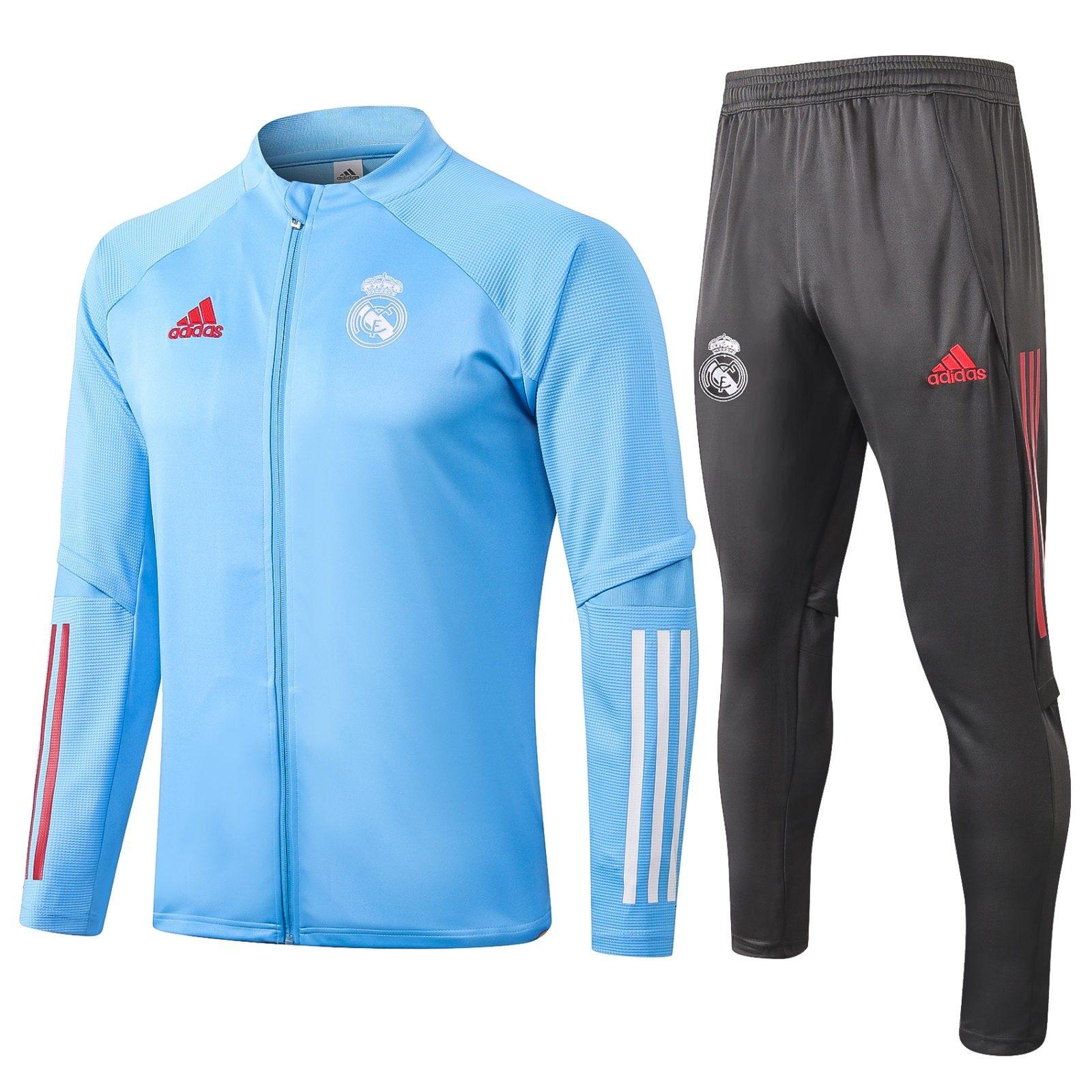 Спортивный костюм Реал Мадрид сезон 2020-2021 арт. 22002