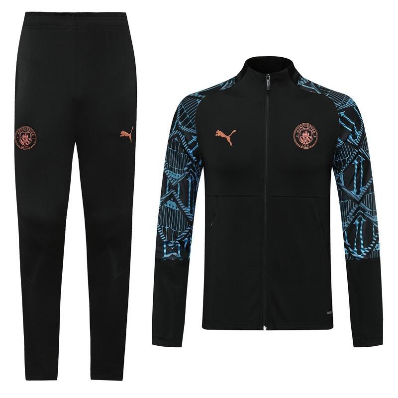 Спортивный костюм Манчестер Сити сезон 2020-2021 арт. 32003