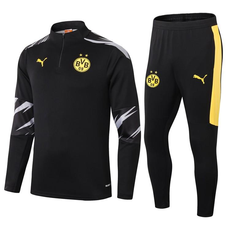 Спортивный костюм Боруссия Дортмунд сезон 2020-2021 арт. 44001