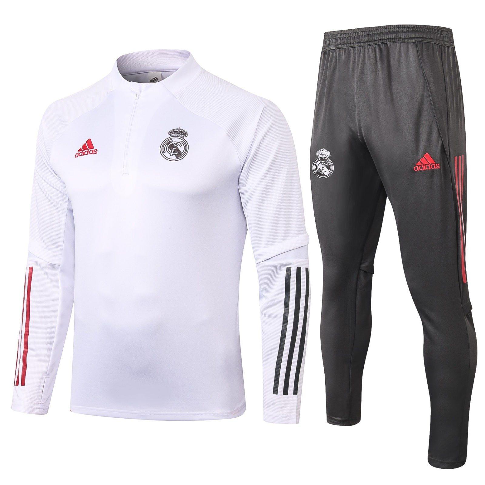 Спортивный костюм Реал Мадрид сезон 2020-2021 арт. 22006