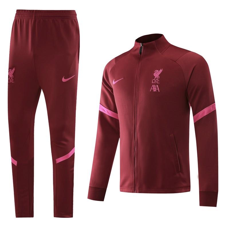 Спортивный костюм Ливерпуля сезон 2020-2021 арт.56002