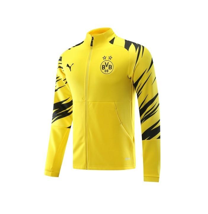 Олимпийка Боруссия Дортмунд сезон 2020-2021 (Жёлтая)