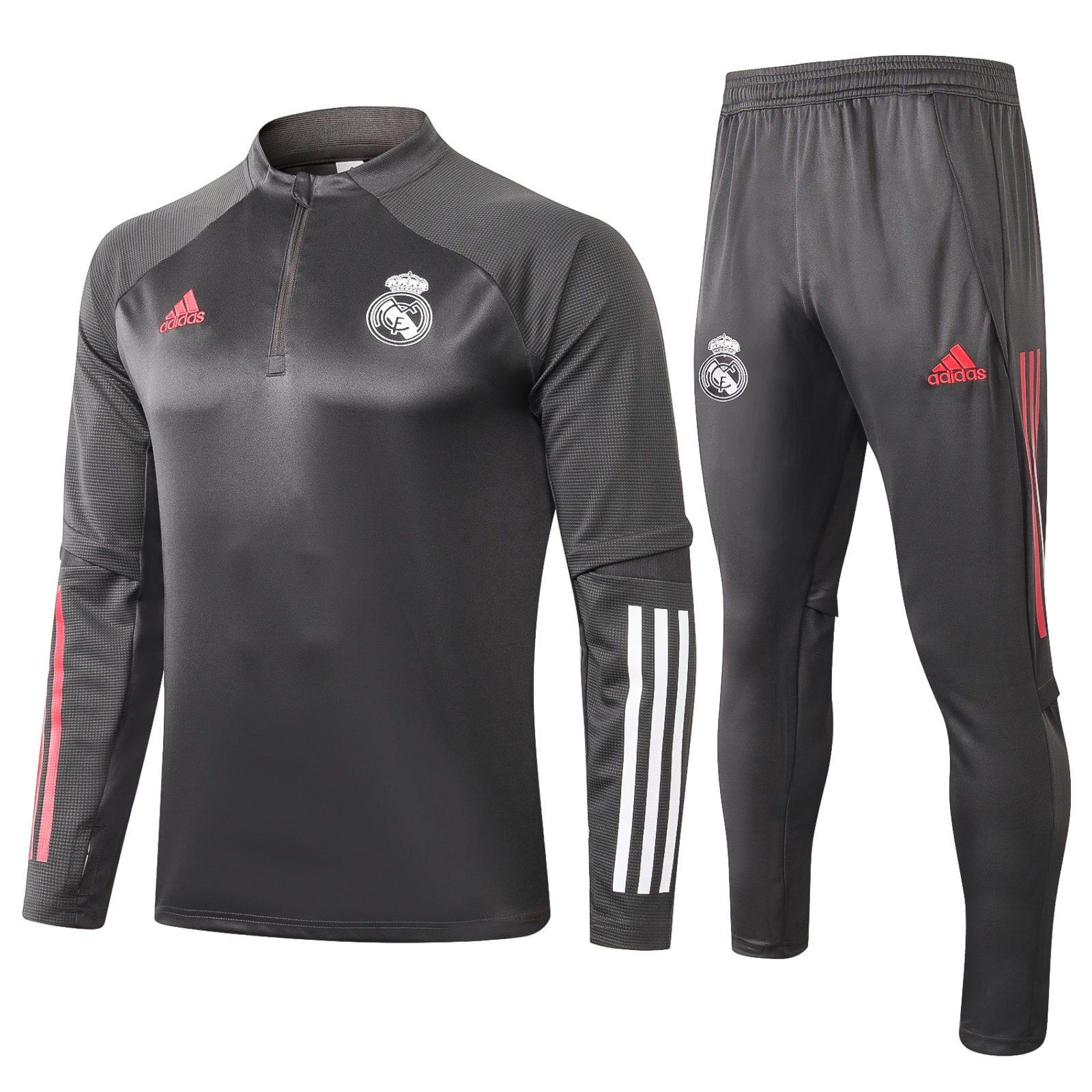Спортивный костюм Реал Мадрид сезон 2020-2021 арт. 22007