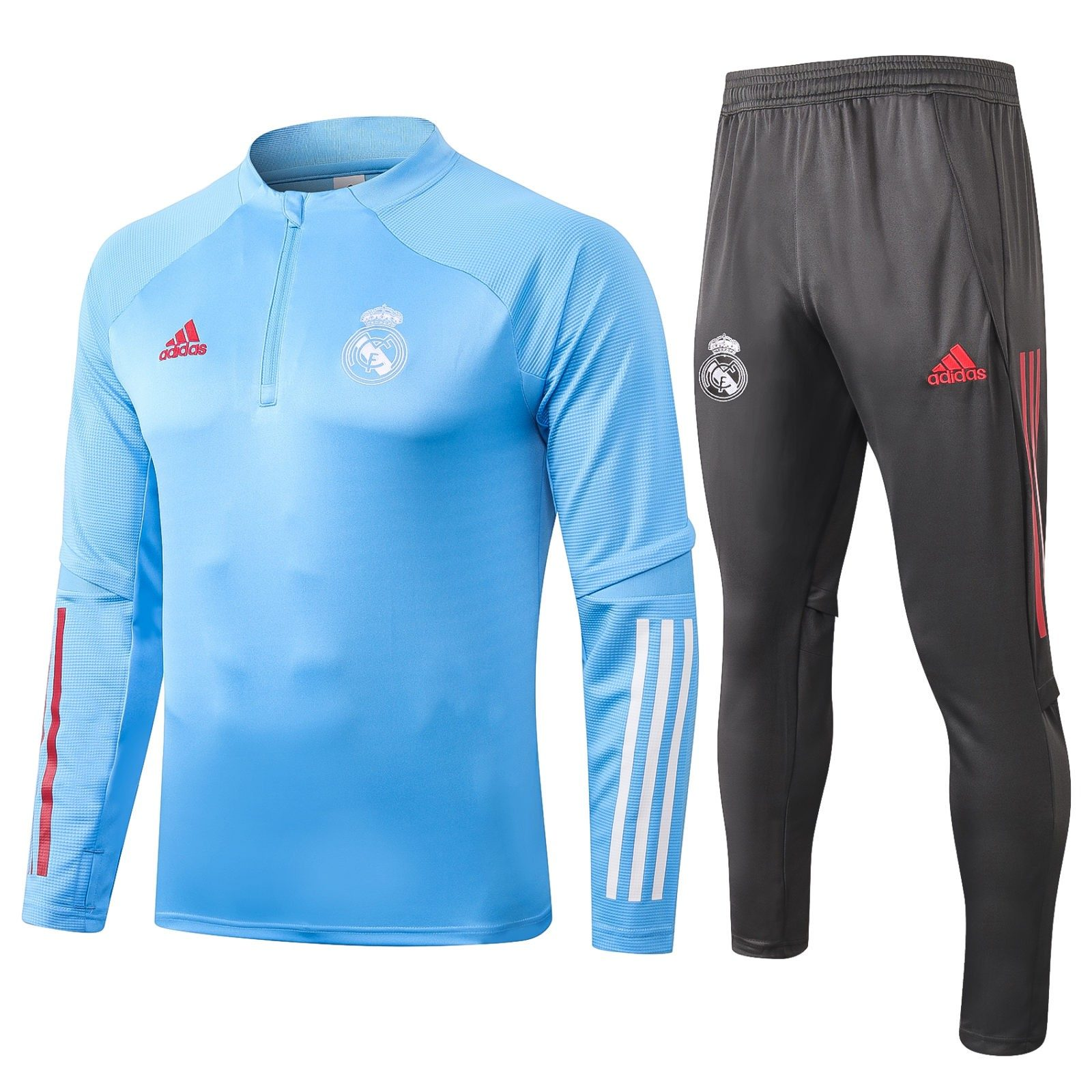 Спортивный костюм Реал Мадрид сезон 2020-2021 арт. 22005
