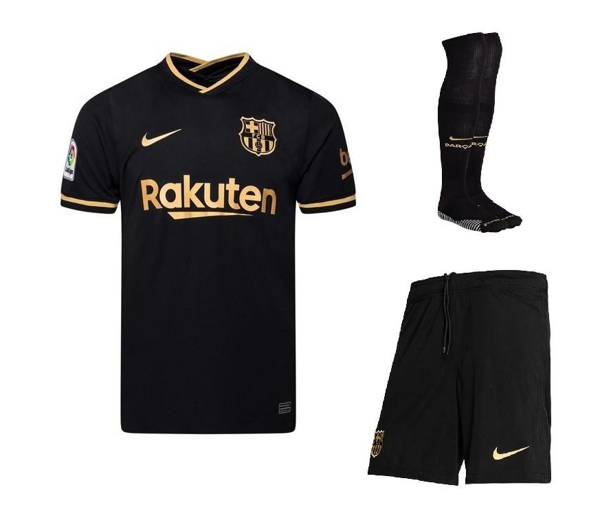Выездной комплект Барселоны сезон 2020-2021