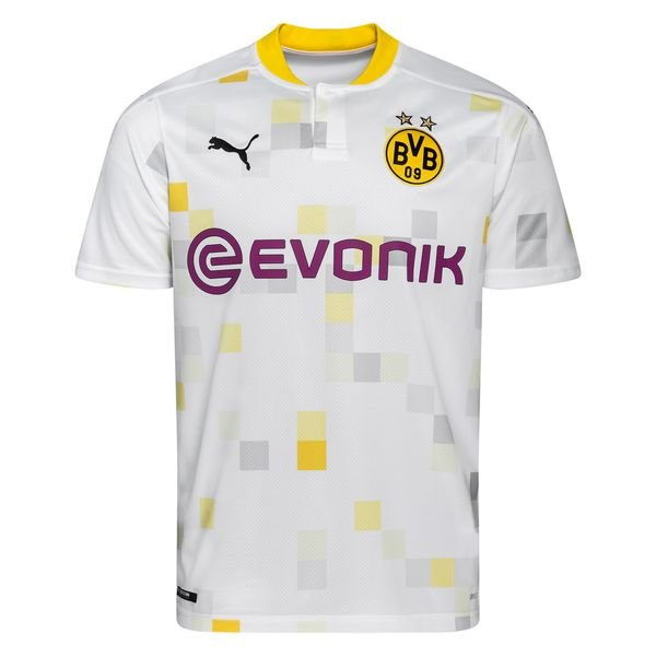 Резервная футболка Боруссия Дортмунд сезон 2020-2021