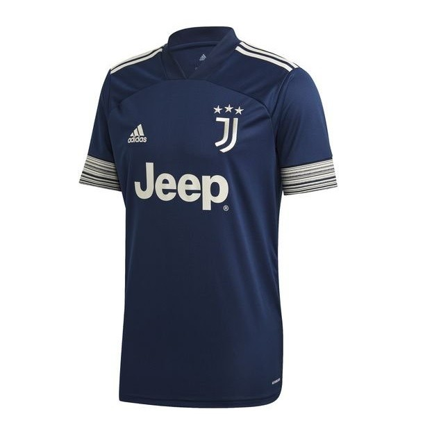 Выездная футболка Ювентуса сезон 2020-2021