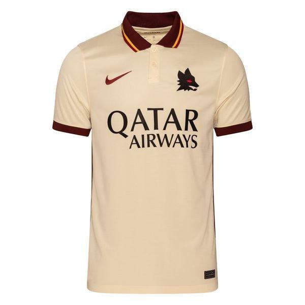 Выездная футболка Ромы сезон 2020-2021