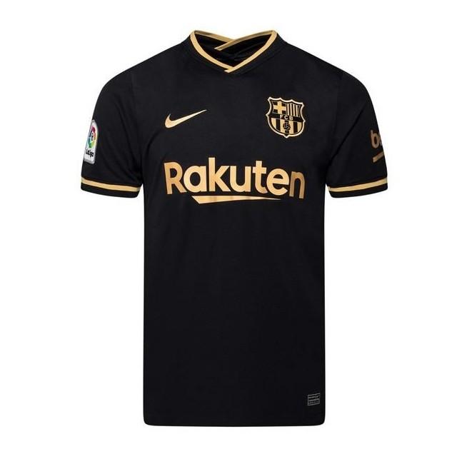 Выездная футболка Барселоны сезон 2020-2021