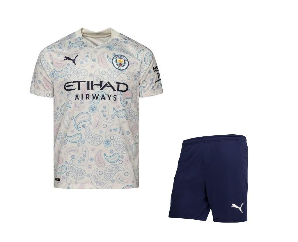 Резервная форма Манчестер Сити сезон 2020-2021