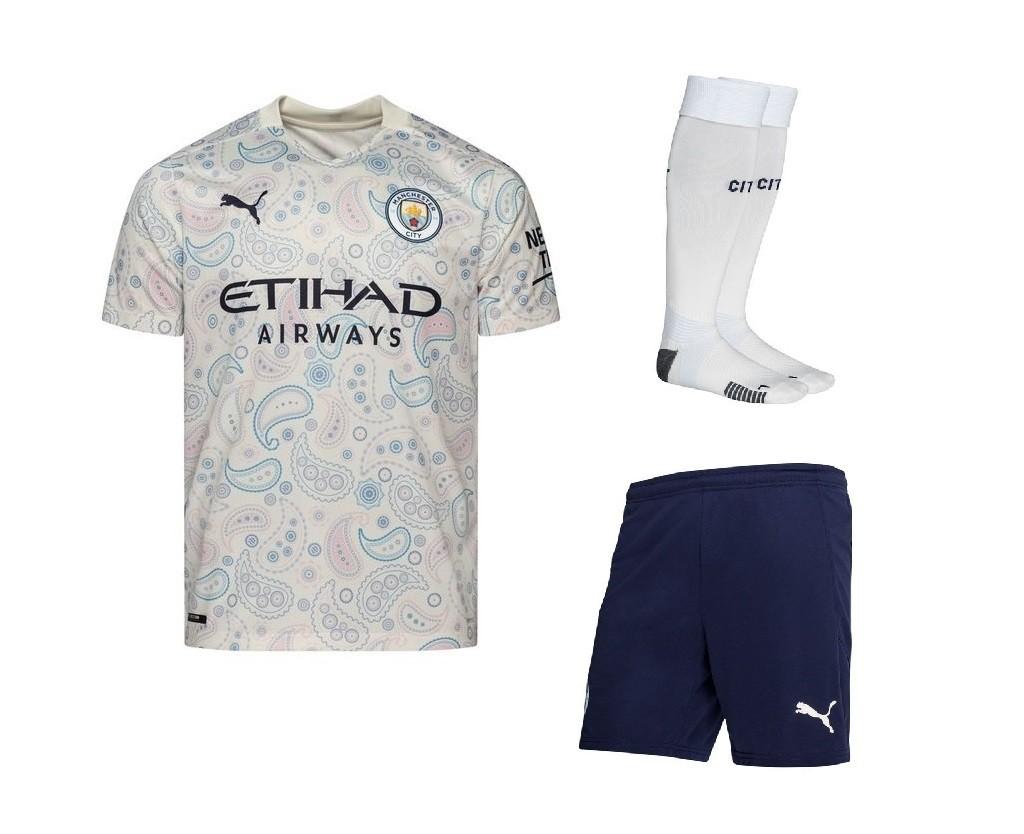 Резервный комплект Манчестер Сити сезон 2020-2021