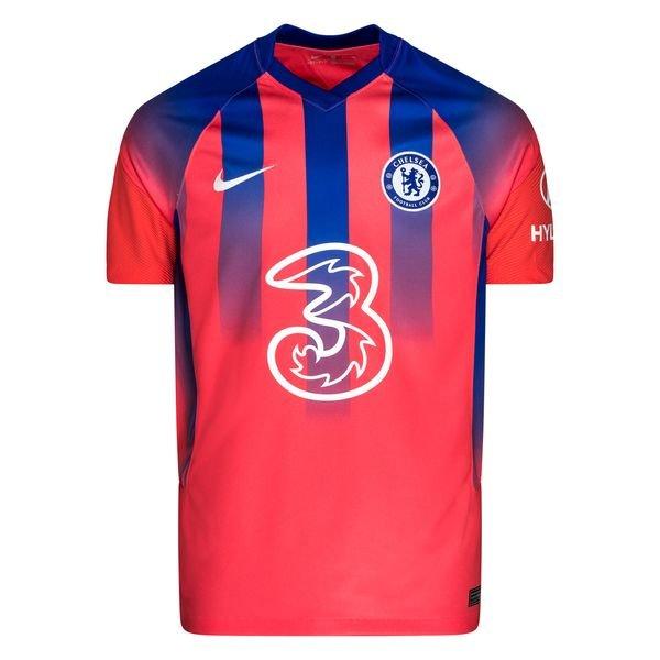 Резервная футболка Челси сезон 2020-2021