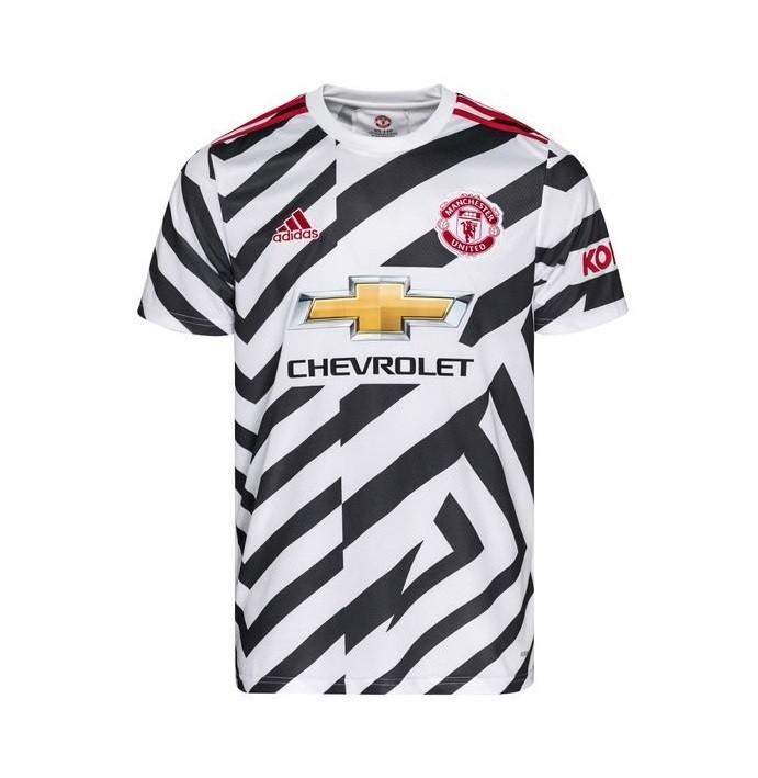 Резервная футболка Манчестер Юнайтед сезон 2020-2021