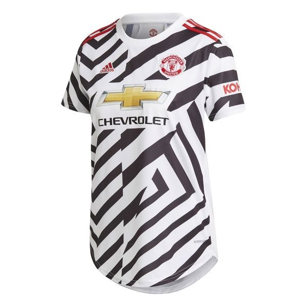 Женская резервная футболка Манчестер Юнайтед сезон 2020-2021