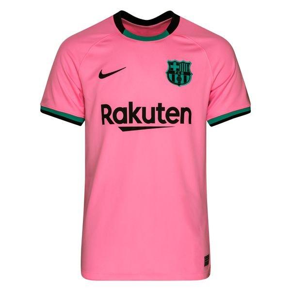 Резервная футболка Барселоны сезон 2020-2021
