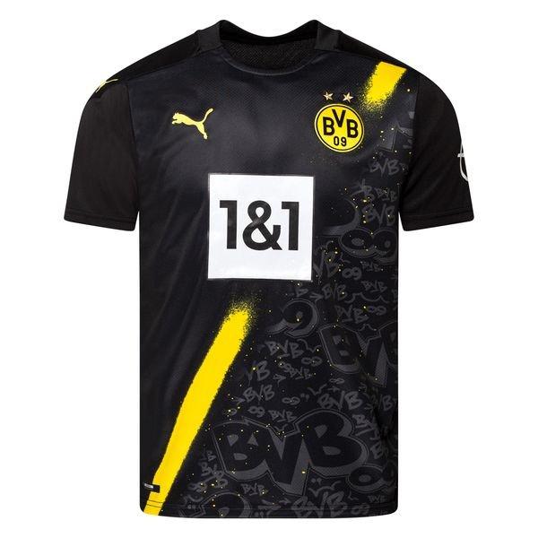 Выездная футболка Боруссия Дортмунд сезон 2020-2021