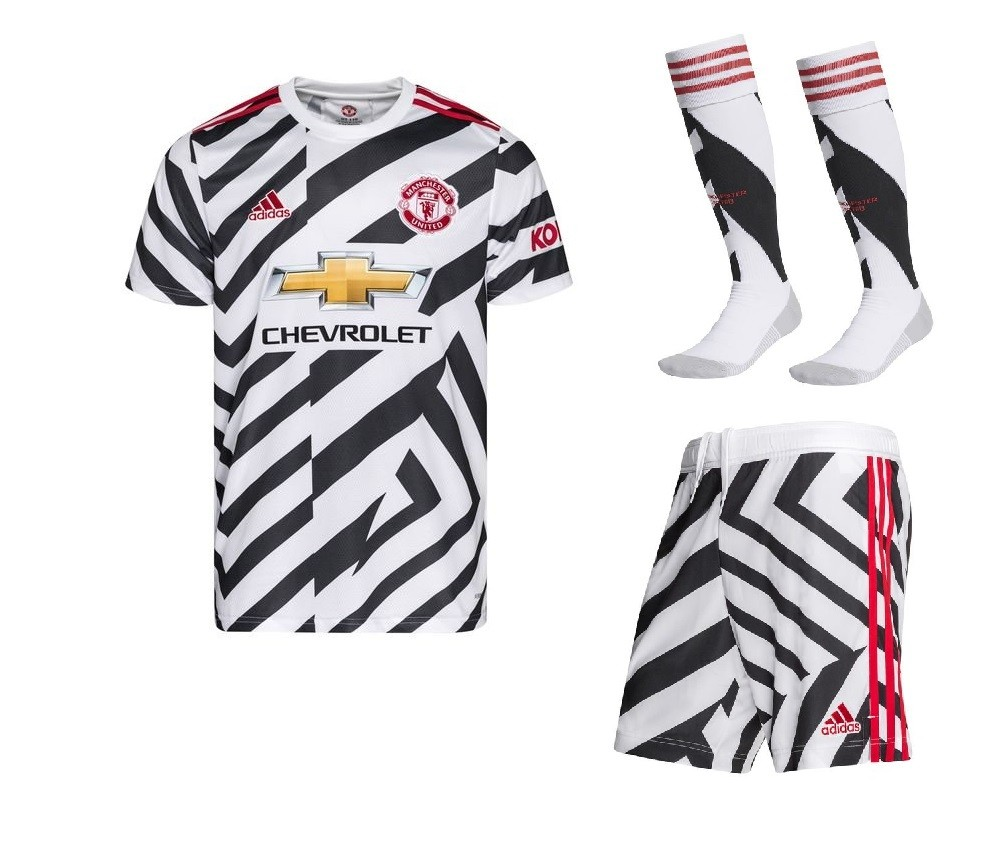 Резервный комплект Манчестер Юнайтед сезон 2020-2021