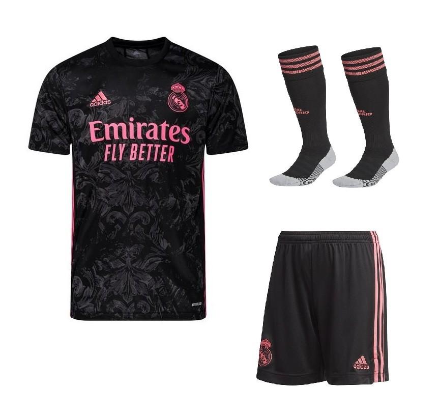Резервный комплект Реал Мадрид сезон 2020-2021
