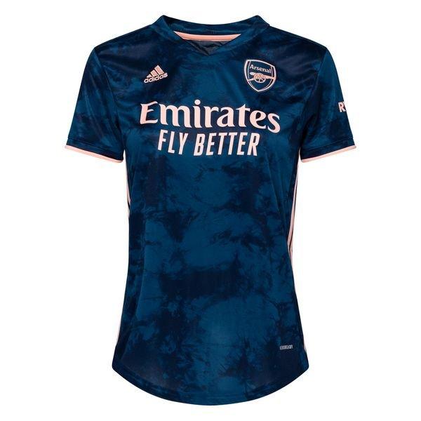 Женская резервная футболка Арсенала сезон 2020-2021
