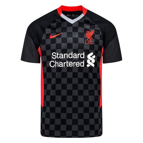 Резервная футболка Ливерпуля сезон 2020-2021