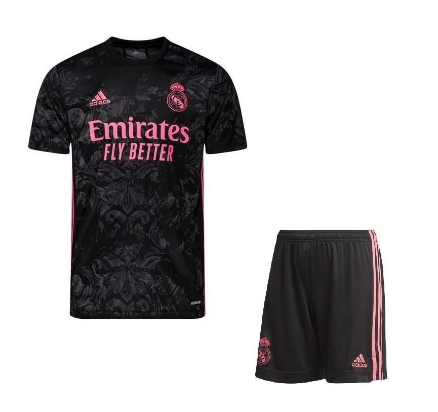 Резервная форма Реал Мадрид сезон 2020-2021