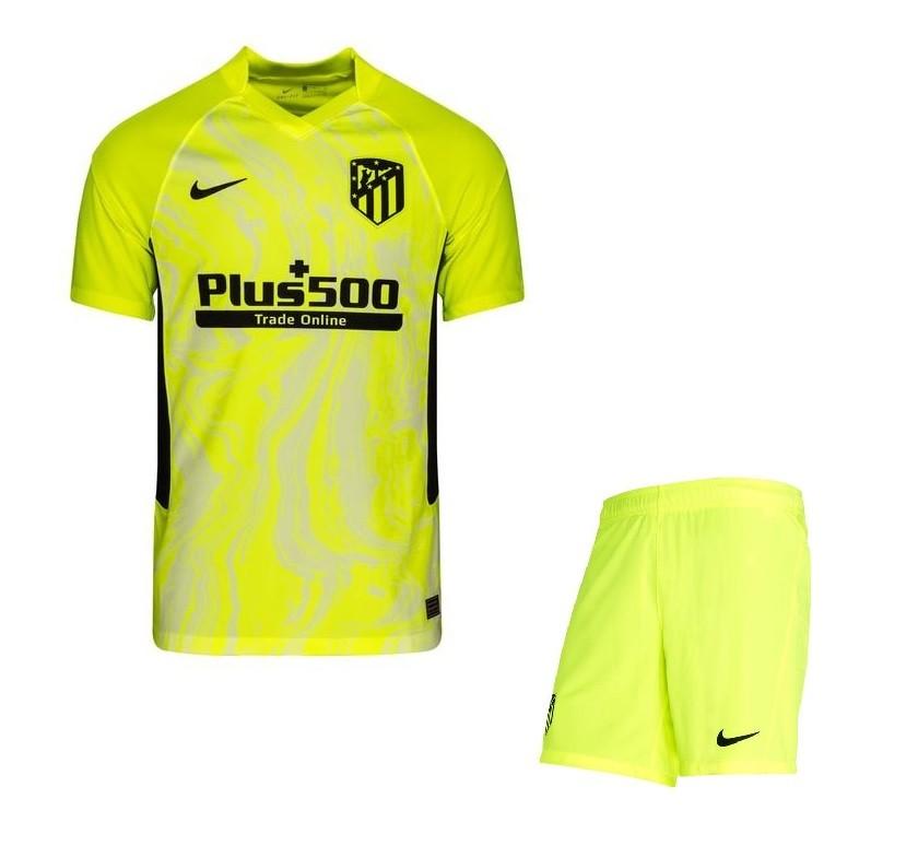 Резервная форма Атлетико Мадрид сезон 2020-2021