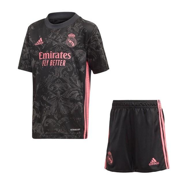 Детская резервная форма Реал Мадрид сезон 2020-2021