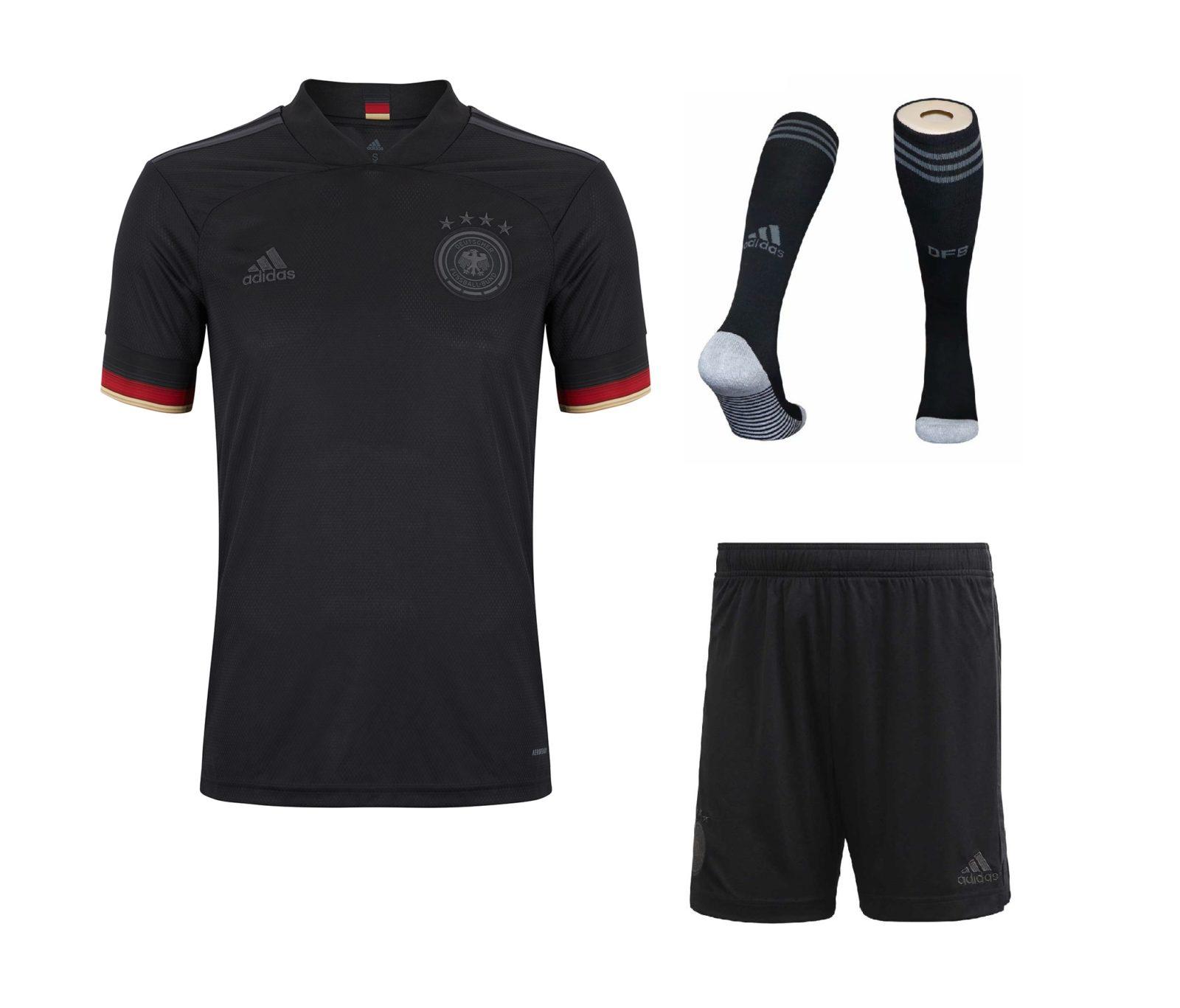 Выездной комплект сборной Германии Евро 2020