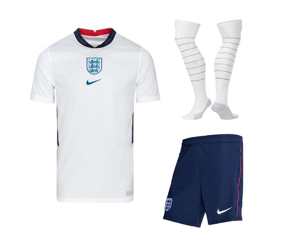 Домашний комплект сборной Англии Евро 2020