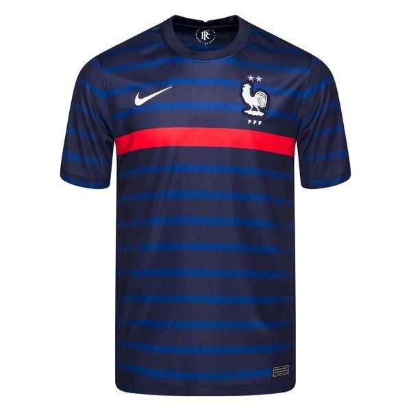 Домашняя футболка сборной Франции Евро 2020